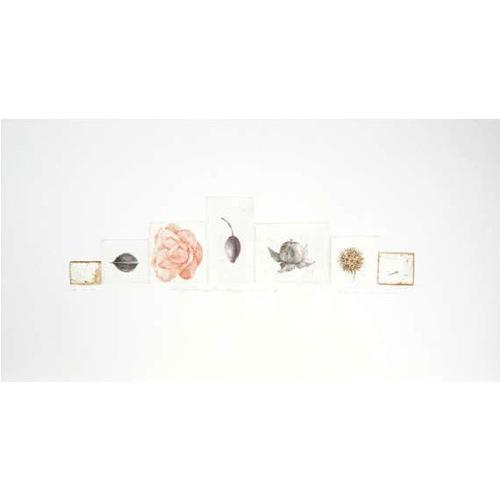 Composition petites plaques - 2004 - II