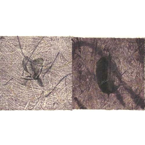 Deux Carrée Simultanéité -2004-XVII