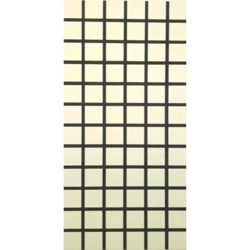 ネオ・ピューリスムと格子群1983-10