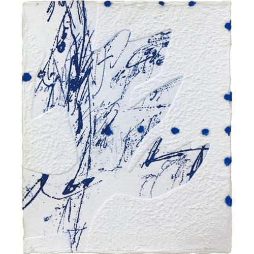 bleu-bleu (vague)