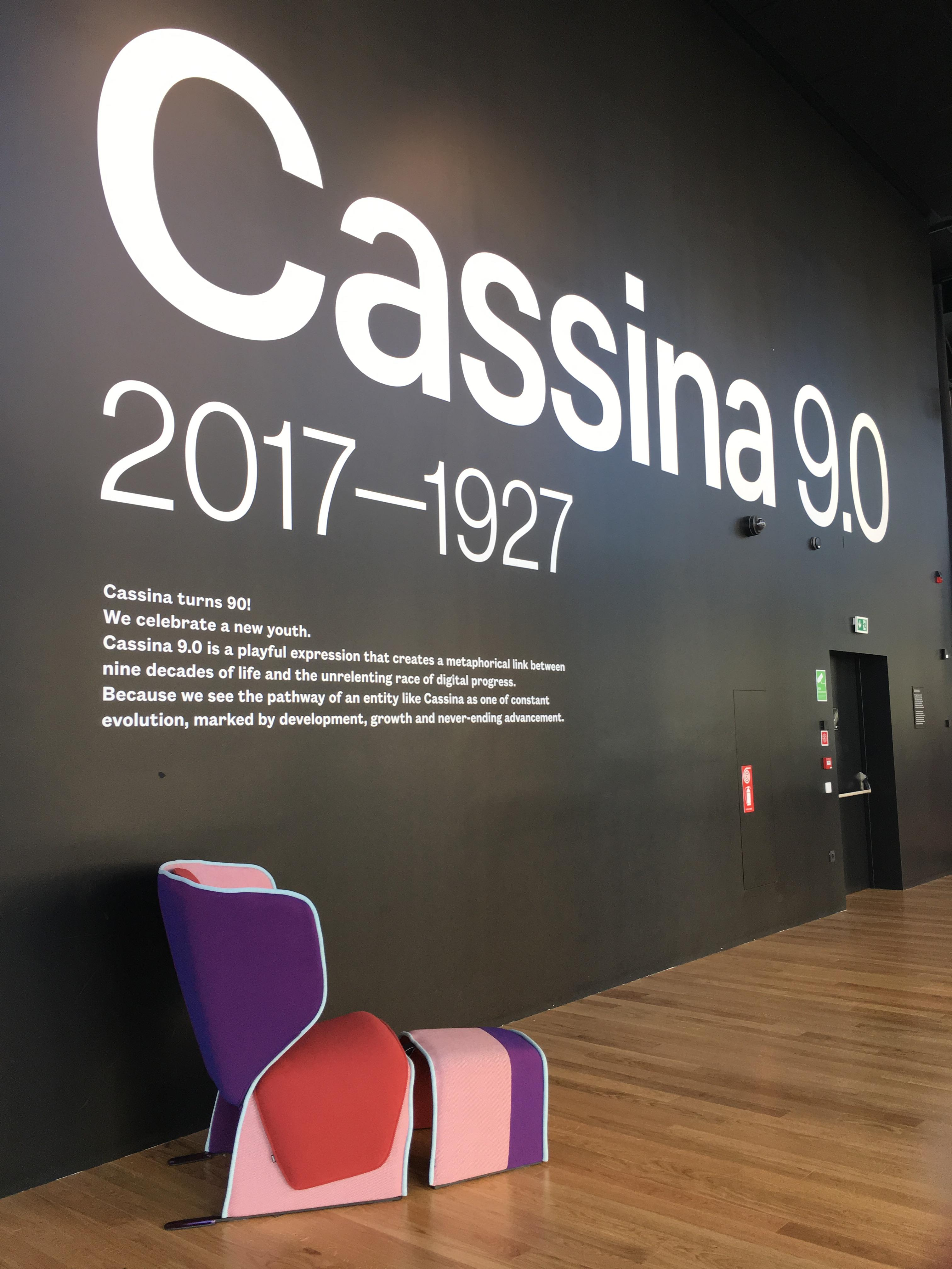 Cassina家のルーツ